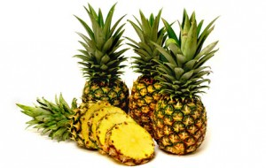 pineapple and conception